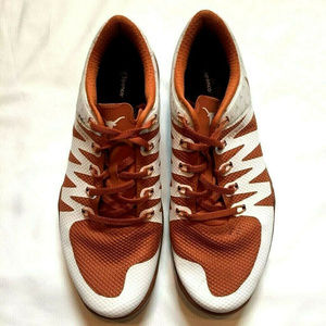 Nike Mens Texas Longhorns Fashion Sneakers Sz 10.5